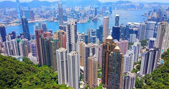 Χονγκ Κονγκ – Μακάο