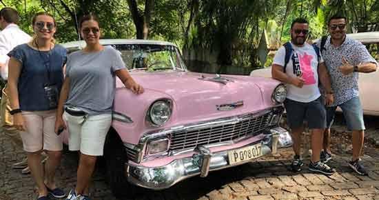 Κούβα – Τζαμάικα – Νησιά Κεϊμαν – Μεξικό