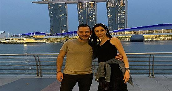 Σιγκαπούρη – Μαλδίβες