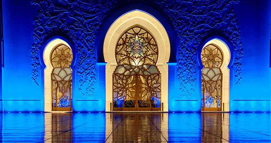 Destination Abu Dhabi