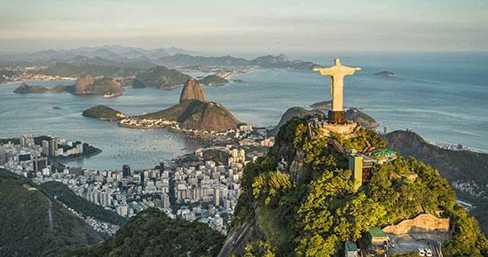 Destination Brazil