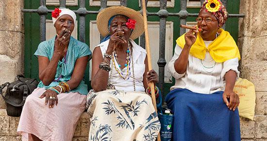 Destination Cuba