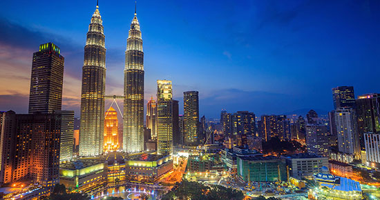 Destination Kuala Lumpur