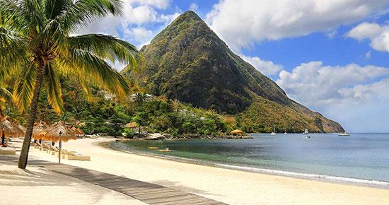 Destination Santa Lucia