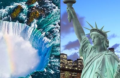 NEW YORK - NIAGARA FALLS-FEATURED