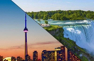 TORONTO - NIAGARA FALLS-FEATURED