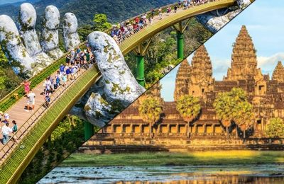 FEATURED VIETNAM - CAMBODIA