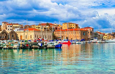 CHANIA - FEATURED
